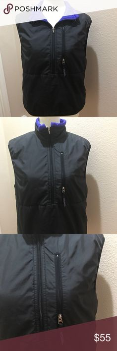 """Patagonia Black Puffer Vest XS Excellent condition  Chest 21"""" Length 23"""" Patagonia Jackets & Coats Vests"""