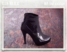 Fashion Footwear by Ilija Nikolic at Coroflot.com