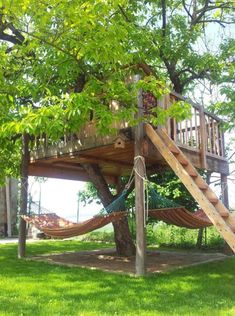 Fun backyard playground for kids ideas (3)