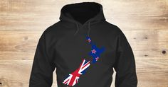 New Zealand Flag Sweatshirt from Love New Zealand &lts , a custom product made just for you by Teespring. With world-class production and customer support, your satisfaction is guaranteed.