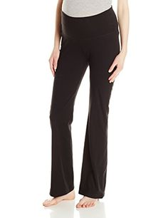 Three Seasons Maternity Womens Maternity Yoga Pant Black XLarge ** Check out this great product.Note:It is affiliate link to Amazon.