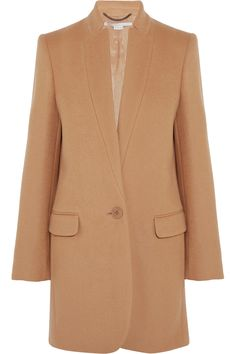 Stella McCartney   Bryce Melton wool-blend coat   NET-A-PORTER.COM