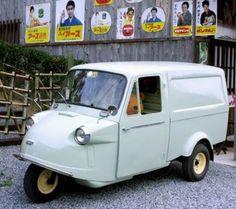 1957-1972 Daihatsu Midget -