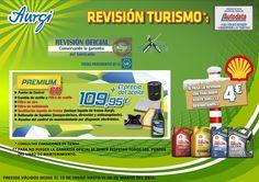 Oferta Rebajas (13 de enero al 06 de marzo 2015) - Revision Premium (cambio del filtro de aceite, filtro de aire, filtro de habitáculo y sustitución del líquido de frenos). Más información en www.aurgi.com/