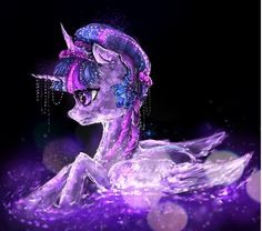 My love of my little pony