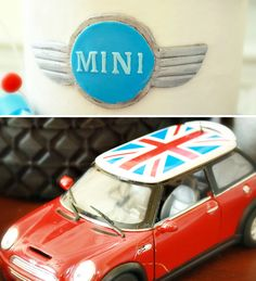 my sister is obsessed with mini coopers!
