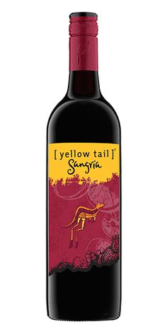 @Yellow Tail Wine Sangria is a delicious mix of citrus and red wine. The aroma is perfumed and enticing with orange rind, citrus and red berry notes that splashes onto the palate with a soft sweet-citrus flavor and hints of spirit. – Winemaker's notes