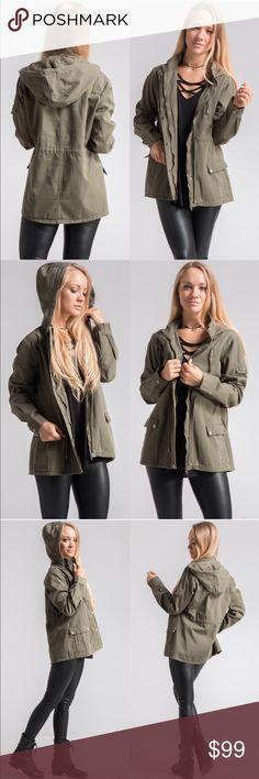 🍂Utility jacket🍂 🍁Coming soon🍂Utility jacket Fashionomics Jackets & Coats Utility Jackets