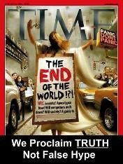 Signs of the End of the World (as We, the People, know it) - great article on [http://www.signs-of-end-times.com/]