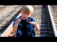 We R Who We R- Matty B cover    @1:43    knock,knock    who's there     DISNEY!!  LOL!!!