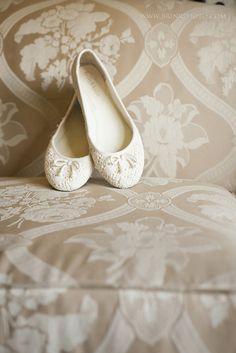Wedding Flats | Photo by BrinRPhoto