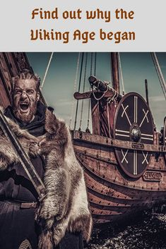 Why Did The Viking Age Start? - Life in Norway Viking Tribes, Viking Age, Viking Timeline, History Of Norway, Viking Facts, Viking Culture, Trondheim, Anglo Saxon, Picts