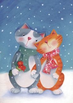 Pauline Siewert - Friendly Cats (low res).jpeg
