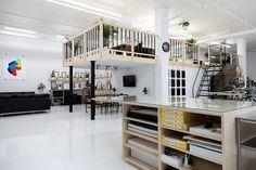 Open Office, Small Office, Startup Office, Sweet Home, Small Studio, Studio Apartment, Creative Studio, Screen Printing, Interior Design