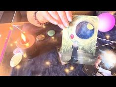 🌱🌕Messages de l'univers ! Comment chasser les énergies négatives !!!🌱🌕 - YouTube Tea Lights, Messages, Candles, Universe, Angel, Recipe, Tea Light Candles, Candy