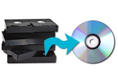 How To Convert VHS Tape Into A DVD