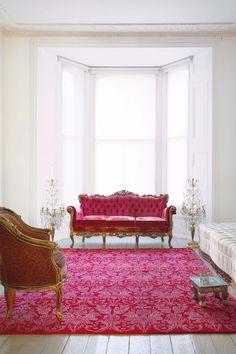 Florentine Tap_Red Pink