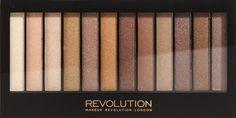 Makeup Revolution - Essential Shimmers Palette | £8.95 | Source: makeuprevolutionstore.com