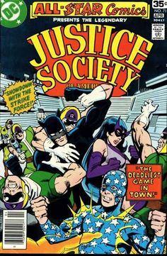 Arena Vengence - Superdome Justice - Last Fight - Hero Wranglers - Low Down Shame - Joe Staton, Klaus Janson