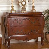 Found it at Wayfair - Jean Henri Bombe Commode 2 Drawer Chest