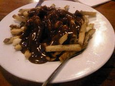 Poutine: The Cambie Poutine, Vancouver, Beef, Chicken, Food, Meat, Meals, Ox, Yemek