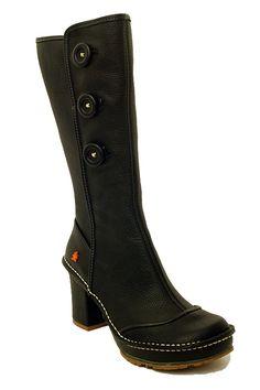 Tate Tall - Art - Art : Mariposa Funky Boots, Mariposa Funky Leather Boots