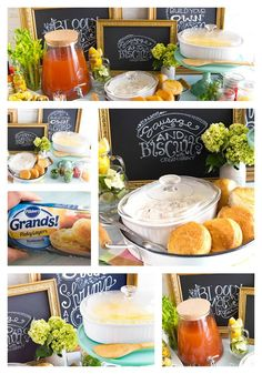 Who throws the hottest breakfast party in town? You do! Treat your people to a savory spread of Southern hospitality with sausage and gravy, grits, and a Bloody Mary Bar.