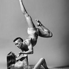 Dayna o'Connel and Marshal Eldon Johnson ballet dance photographed by Christopher Peddecord Shall We Dance, Lets Dance, Modern Dance, Contemporary Dance, Foto Poster, Dance Project, Yoga, Foto Fashion, Dance Like No One Is Watching