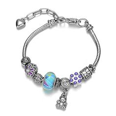 Onnea® Flower, Bead, Dainty Charms Bracelets with Bear Pendant Onnea http://www.amazon.com/dp/B011WSOZ04/ref=cm_sw_r_pi_dp_7Qnbxb18YG47M