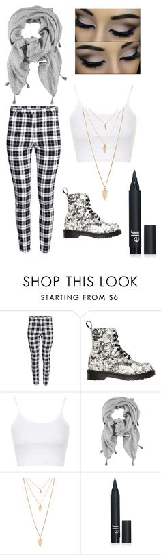 """""""More Fancy IG"""" by gabriella-1072 ❤ liked on Polyvore featuring H&M, Dr. Martens, Topshop and Forever 21"""