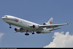 MD-11 - Japan Airlines
