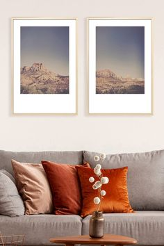Set of two fine art phtotgraphy prints from Zion National Park, in Utah. Sizes range from 4x6 to 24x36. Fine Art Photography, Landscape Photography, Travel Photography, Mandala Artwork, Inspirational Wall Art, Retro Art, Dream Decor, Felt Flowers, Vintage Posters