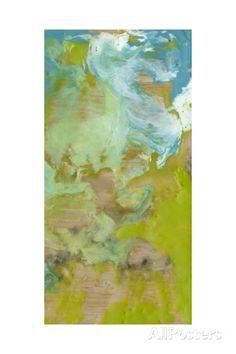 Amorphous II Print by Jennifer Goldberger at AllPosters.com
