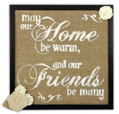 Home Burlap 12x12 Frame by @Crafts Direct Click through link for project instructions.