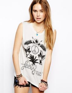 shirt top crop tops peace drawn teext quote on it tumblr vintage hipster love chanel vogue outfit jewelry boho bohemian grunge