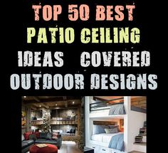 There's no underestimating the value of the resplendent backyard patio, that year-round haven and extension of the well-appointed home. A place where rest and relaxation reign supreme, and guest and inhabitant alike are treated like royalty. But j #ceiling #covered #designs #ideas #outdoor #patio Patio Ceiling Ideas, Mens Fashion Blog, Rest And Relaxation, Backyard Patio, Reign, Supreme, Royalty, Cover, Outdoor