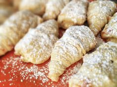 The Fork Diaries: Sfogliatelle - Lobster Tails