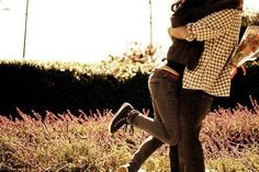 Hugs that lift you off the ground