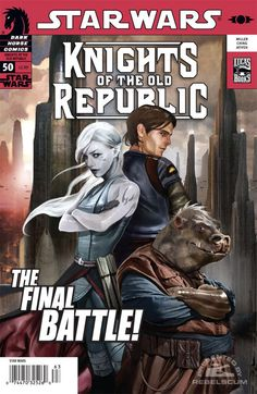 Knights of the Old Republic 50