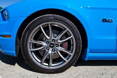 2013 Ford Mustang GT Wheel