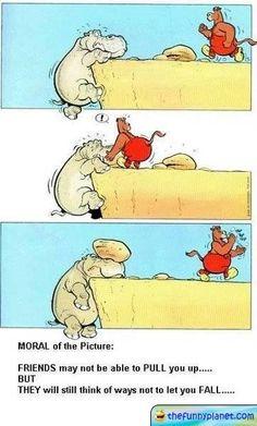 Friends Are Always Friends