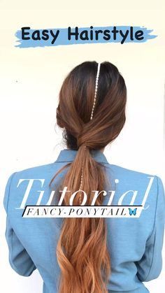 Easy Summer Hairstyles, Bun Hairstyles For Long Hair, Braids For Long Hair, Very Easy Hairstyles, Beach Hairstyles, Black Women Hairstyles, Hairstyle Ideas, Front Hair Styles, Curly Hair Styles