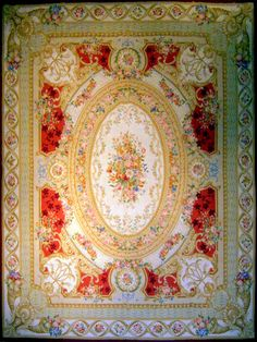 Such an adorable rug! Ebisons Harounian Imports - Gallery of Fine Oriental Rugs