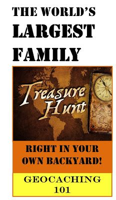 The World's Largest Family Treasure Hunt: A 101 Guide to Geocaching | BitznGiggles.com #Geocaching, #Treasure Hunt