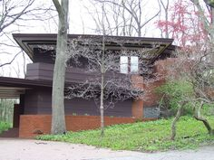 Armstrong, Andrew F.H., Residence