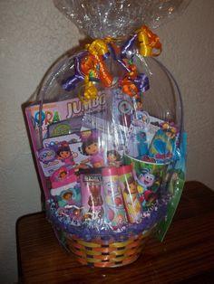 Dora The Explorer Easter Basket, $34.99