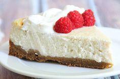 Vegan Vanilla Bean Cheesecake