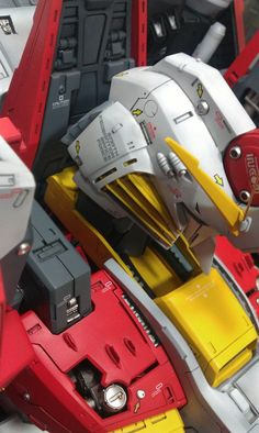 utuldnsft:    Assembling G-System 1/35 EX-S Gundam: Full Photoreview No.62 Big Size Images!!! | gunjap
