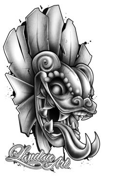 """Just finished up the Grayscale Tattoo Line I was working on. Decided I will post a few. Sorry for the absence. Between moving and work I barely have had time for DA. Photoshop/12""""Cintiq"""