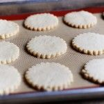 Pioneer Woman's shortbread cookies.  I am looking for a Lorna Doone look-a-like and I hope these are it! Only 4 ingredients!